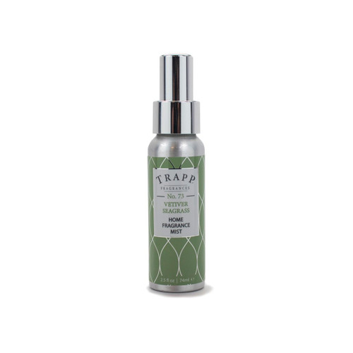 Trapp Signature Collection No. 73 Vetiver Seagrass - 2.5 oz. Home Fragrance Mist