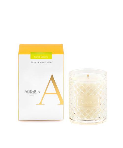 Agraria Lemon Verbena Petite Perfume Candle