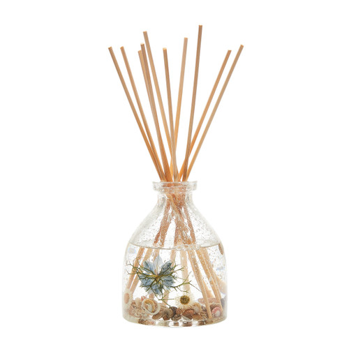 Rosy Rings Signature Collection Beach Daisy Botanical Reed Diffuser 6oz