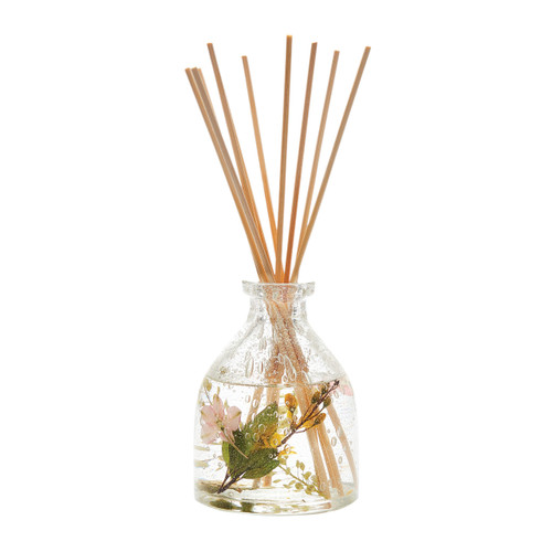 Rosy Rings Signature Collection Lemon Blossom & Lychee Botanical Reed Diffuser 6oz