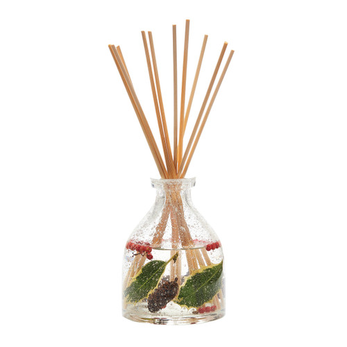 Rosy Rings Signature Collection Red Currant & Cranberry Botanical Reed Diffuser 6oz