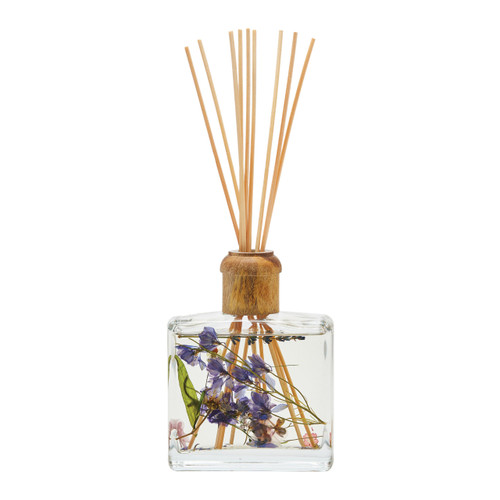 Rosy Rings Signature Collection Roman Lavender Botanical Reed Diffuser 13oz