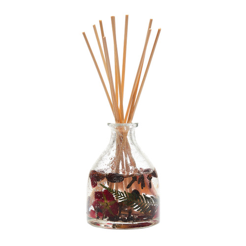 Rosy Rings Signature Collection Spicy Apple Botanical Reed Diffuser 6oz