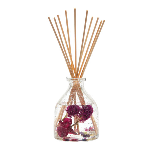 Rosy Rings Signature Collection Wild Plum & Cannabis Botanical Reed Diffuser 6oz