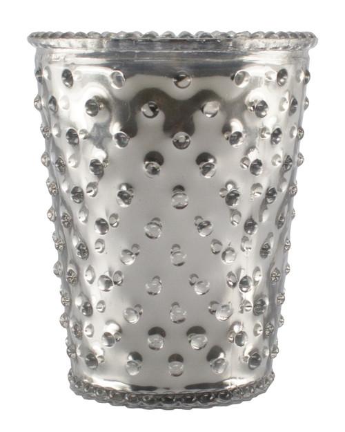 Simpatico No. 53 Vanilla Bean (Limited Edition) Hobnail Glass Candle Holiday