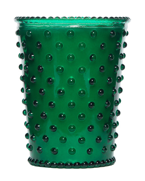 Simpatico No. 31 Cactus Hobnail Glass Candle