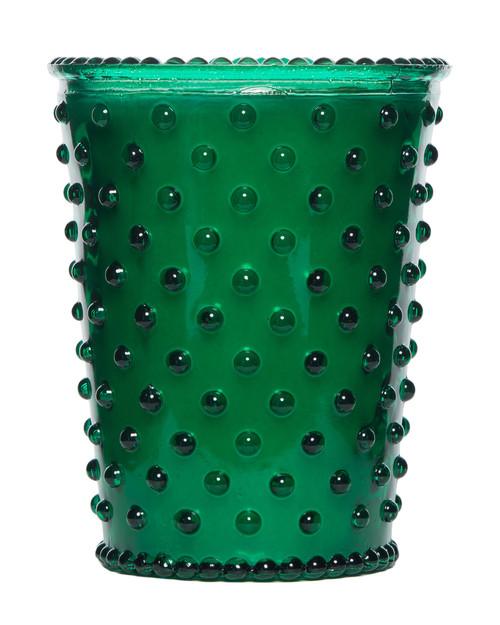 Simpatico No. 31 Cactus Hobnail Glass Candle