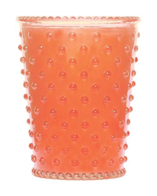 Simpatico No. 71 Guava Hobnail Glass Candle