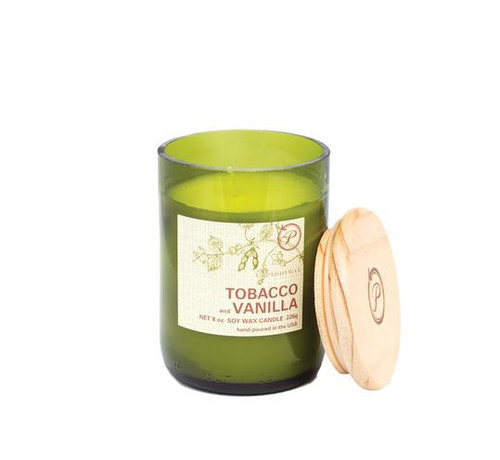 Paddywax Tobacco & Vanilla Upcycled ECO Candle