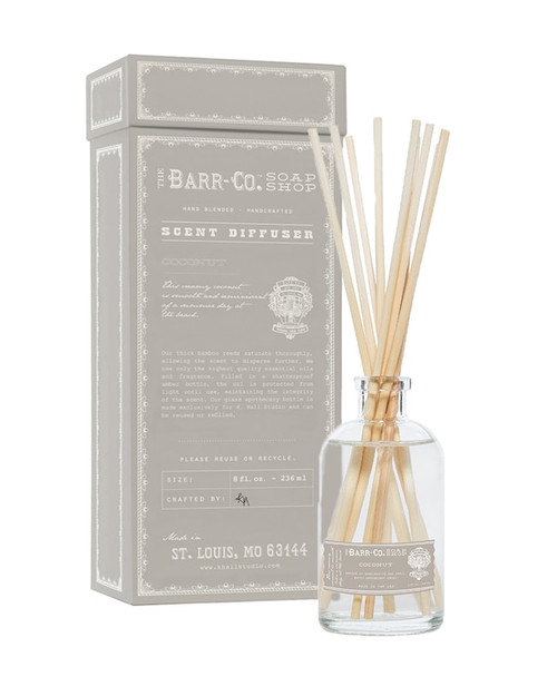 Barr-Co. Coconut Scent Diffuser Kit