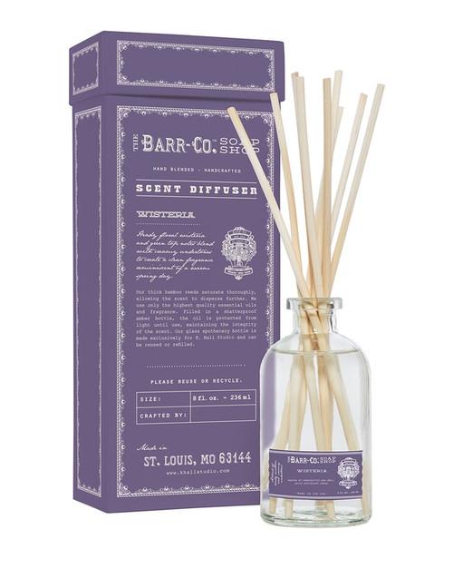 Barr-Co. Wisteria Scent Diffuser Kit