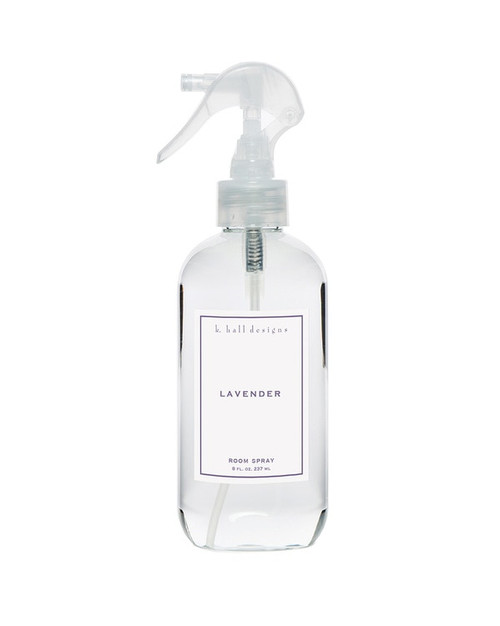 K. Hall Designs Lavender Room Spray