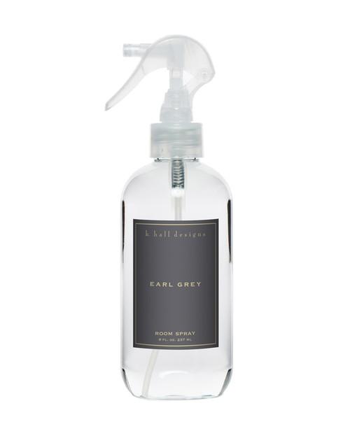 K. Hall Designs Earl Grey Room Spray
