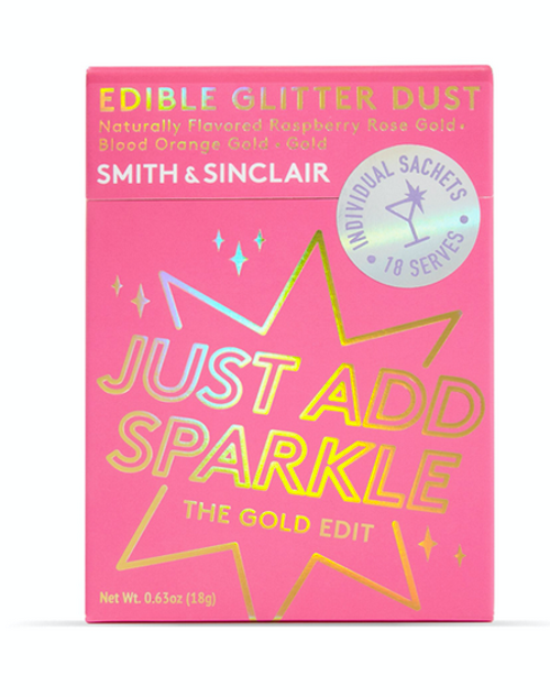 Smith & Sinclair The Gold Edit Just Add Sparkle Drink Mixer