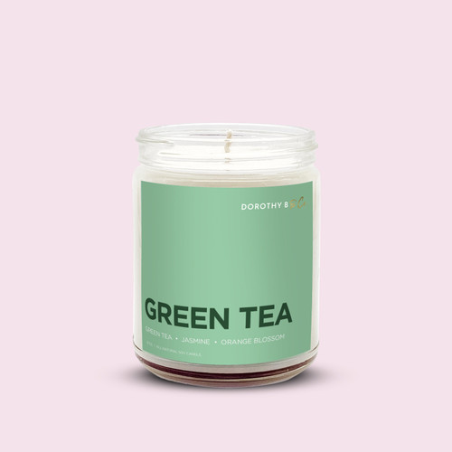 Dorothy B & Co Signature Green Tea Candle