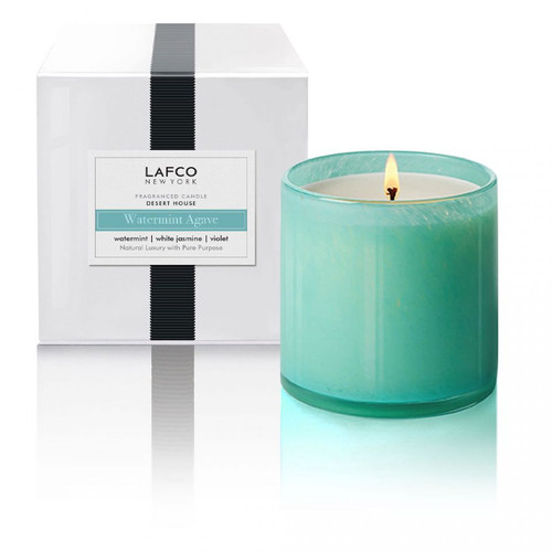 LAFCO Watermint Agave/ Signature 15.5 oz Candle