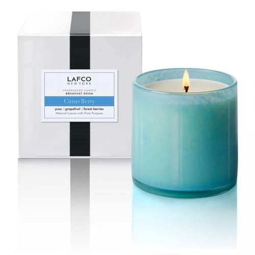 LAFCO Amber Citrus Berry/ Signature 15.5 oz Candle
