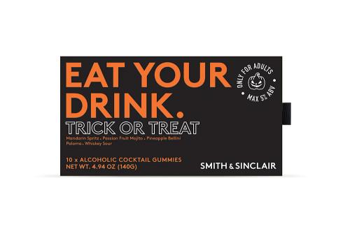 Smith & Sinclair Trick Or Treats Alcoholic Gummies