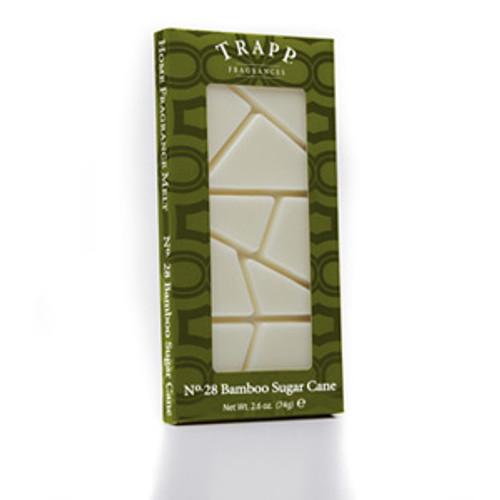 No. 28 Trapp Bamboo Sugar Cane - 2.6 oz. Home Fragrance Melts