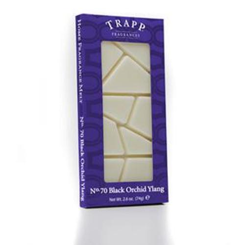 No. 70 Trapp Black Orchid Ylang - 2.6 oz. Home Fragrance Melts