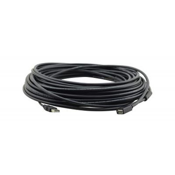 19.5m USB Active Extender Cable Black CA-UAM/UAF-65
