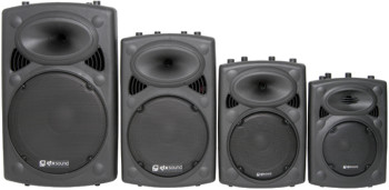 QR SERIES PASSIVE MOULDED PA SPEAKER BOXES [178.210UK]