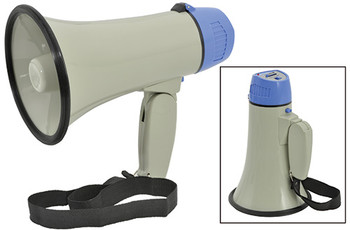 L01 PORTABLE MEGAPHONE 10W [952.001UK]