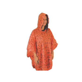 Bumper Poncho Raincoat including Hood-T822