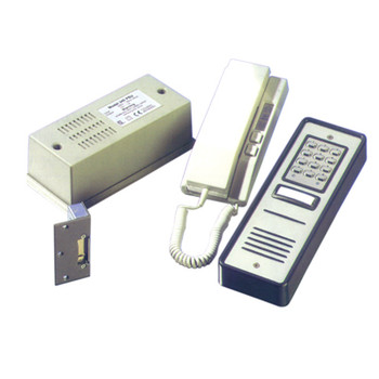 Bell CS1062 Combined 2 Way Coded Access and Door Entry System