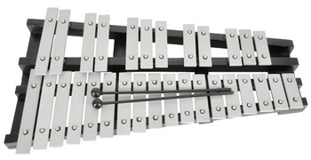30 NOTE CHROMATIC GLOCKENSPIEL