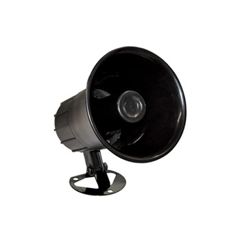 High Powered 6 Tone Round 6 Electronic Siren