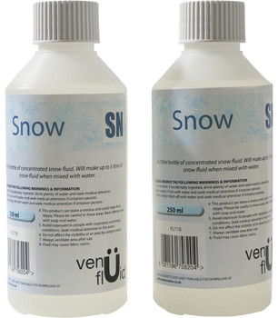 Venu Snow Fluid 250ML Concentrated [FL710N]