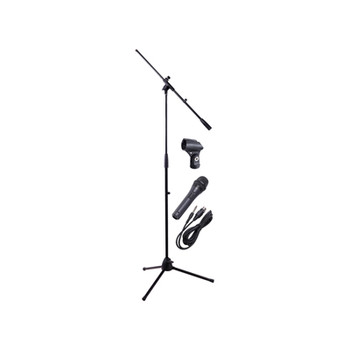 Complete Microphone & Stand Kit