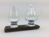 Twin Whisky Glass Base Set w/ Jug | WS02J