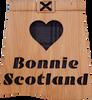 Bonnie Scotland Kilt Coaster   LCR13