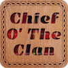Chief O' The Clan Square Coaster | LCR15