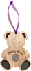 Teddy Bear Lucky Sixpence