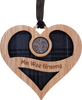 Ma Wee Granny - Heart Lucky Sixpence | LS40