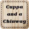 Cuppa and a Chinwag Square Coaster | LCR36
