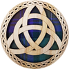 Celtic Knot Round Coaster | LCR45