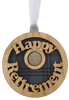 Happy Retirement Lucky Sixpence   LS69