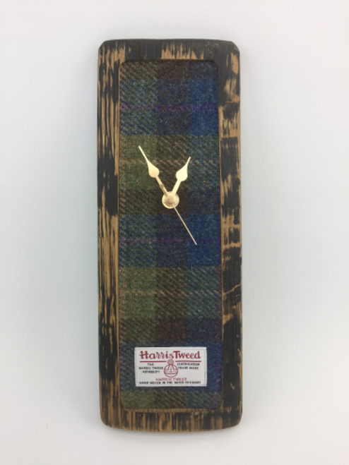 Medium Tweed Wall Clock | C03