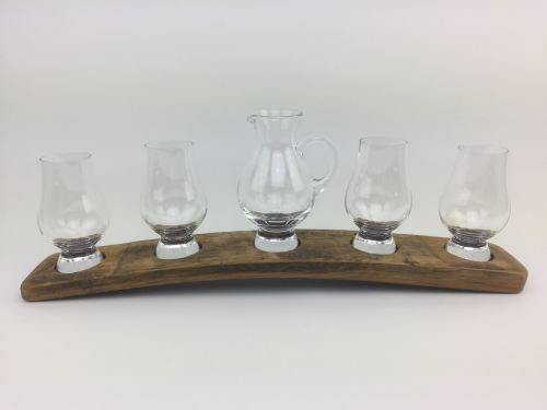 5 Whisky Glass Base Set | WS05