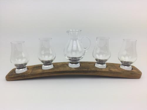 5 Whisky Glass Base Set   WS05