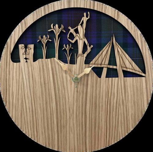Glenrothes Skyline Clock | LC06