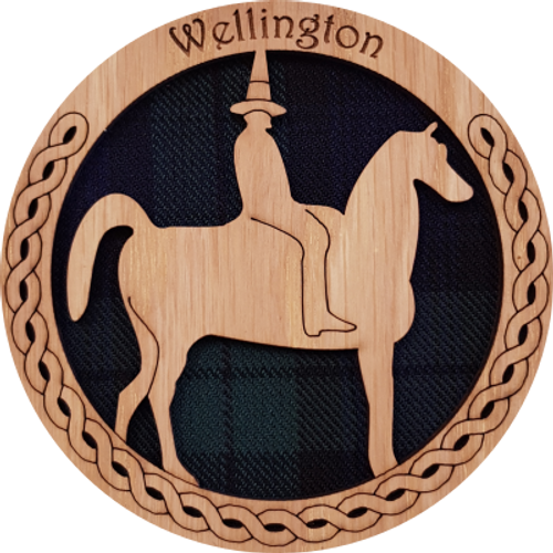 Wellington Round Coaster | LCR03