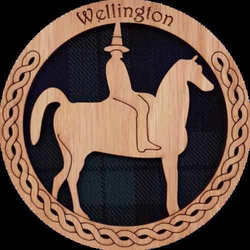 Wellington Round Coaster | LCR03