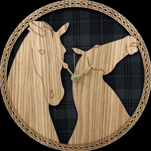 Kelpies Clock | LC17