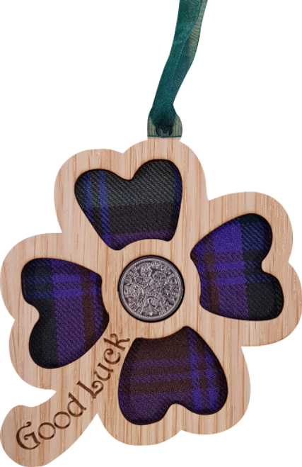 Clover - Lucky Sixpence | LS37