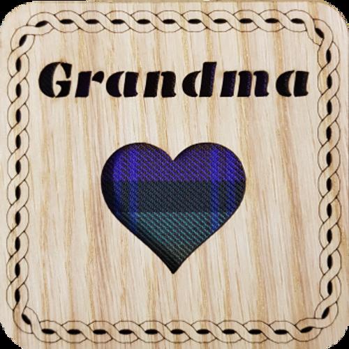Grandma Square Coaster | LCR29